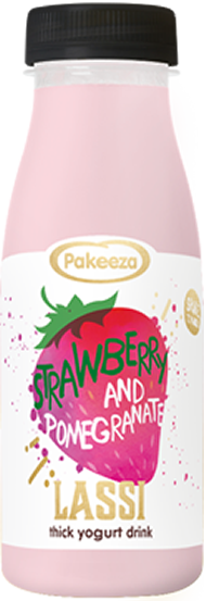 Strawberry & Pomegranate